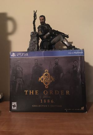The Order 1886 Collectible statue for Sale in Raleigh, NC