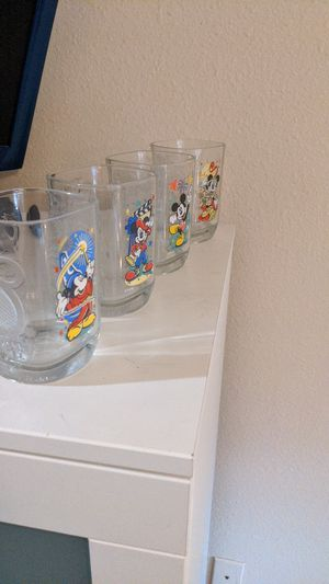 Collectible Disney glasses for Sale in Clearwater, FL