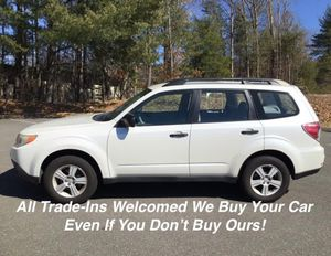 2010 Subaru Forester for Sale in Plainville, CT