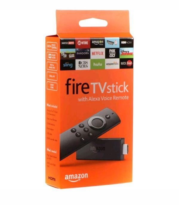 Jailbroken Amazon fire tv stick