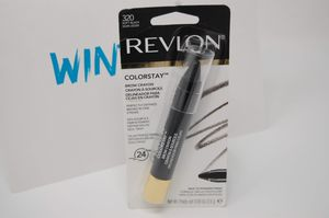 Revlon Colorstay Brow Crayon - 320 Soft Black By Revlon - 0.09 Oz Eyebrow, 0.09 Oz for Sale in Covina, CA