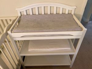 Changing table for Sale in Santa Clara, CA