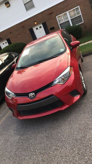 Toyota Corolla 2016 for Sale in Rockville, MD