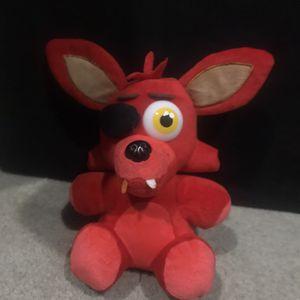 Foxy Plushie for Sale in Brier, WA