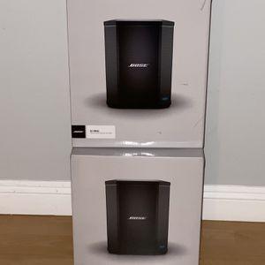 NEW!!! Bose S1 Pro System - Portable for Sale in Chula Vista, CA