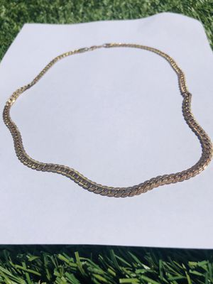 18k Gold Plated 22in Chain for Sale in San Diego, CA