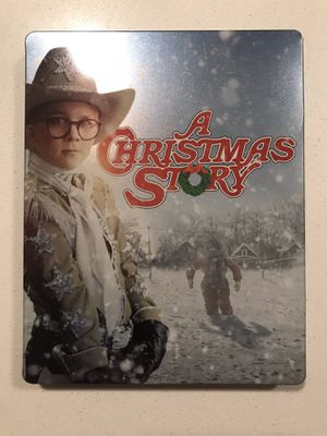 A Christmas Story bluray dvd steelbook for Sale in Aurora, CO