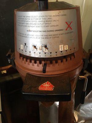 Business coffee grinder mahlkonig brand for Sale in Arlington, VA