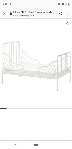 Twin bed for Sale in Fairview, OR