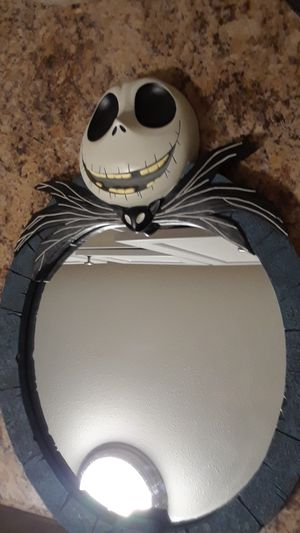 Nightmare before Christmas mirror for Sale in Vancouver, WA