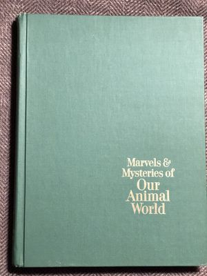 Marvels and Mysteries of Our Animal World for Sale in Springdale, AR