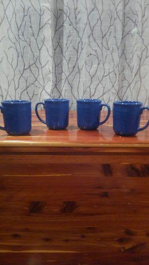 4 piece set Longaberger mug set for Sale in Wake Forest, NC