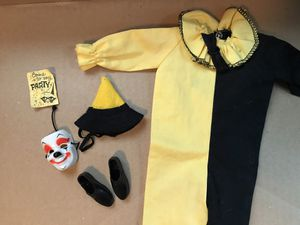 Vintage barbie Ken masquerade outfit w hard to find invite & mask for Sale in Lockport, IL