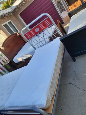 Metal Twin Bed for Sale in Chula Vista, CA