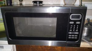 Sharp microwave & rival crock-pot for Sale in Mesa, AZ