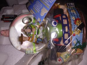 Collectible toy story globe. Rare. 80$ for Sale in Huntington Park, CA