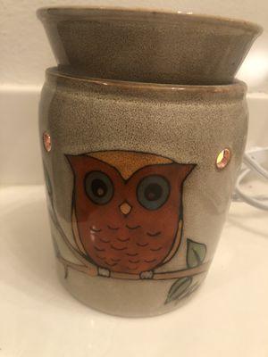 SCENTSY OWL WARMER for Sale in Sugar Land, TX