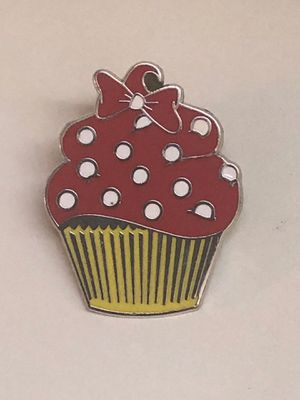 Disney Minnie Mouse Cupcake Pin for Sale in Davenport, FL