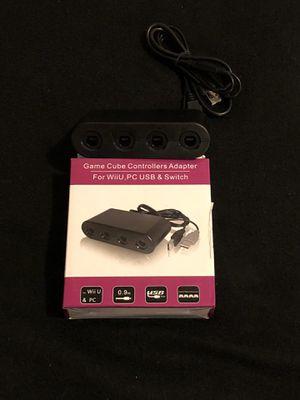 Nintendo Switch Gamecube controller Adapter for Sale in Phoenix, AZ