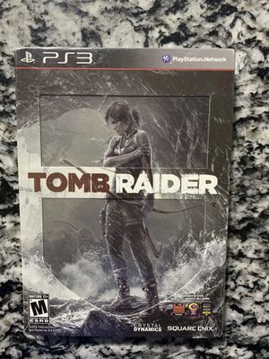 Tomb Raider - PS3 NEW SEALED. for Sale in Norcross, GA