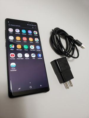 Samsung galaxy NOTE 8 , UNLOCKED CLEAN PHONE . can be used on any carrier for Sale in Olivette, MO