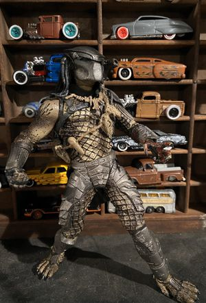 McFarlane toys Predator figure for Sale in Monterey Park, CA