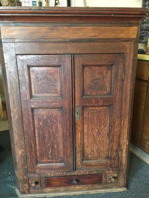 Antique Corner Cabinet for Sale in San Diego, CA