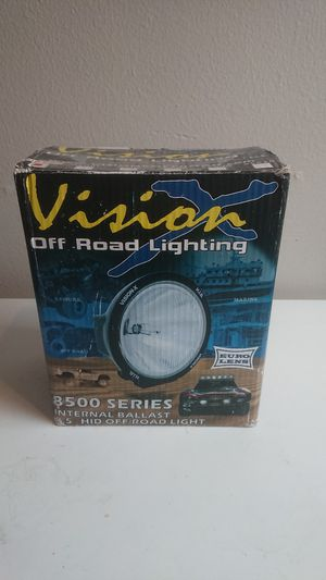 "Vision-X 8.5"" HID offroad light for Sale in Houston, TX"