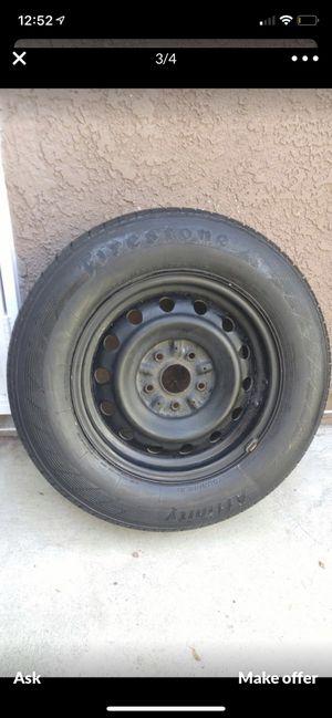 Tire and rim for Sale in Compton, CA