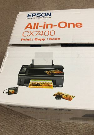 EPSON nuevo new print-copy-vision for Sale in Chevy Chase, MD