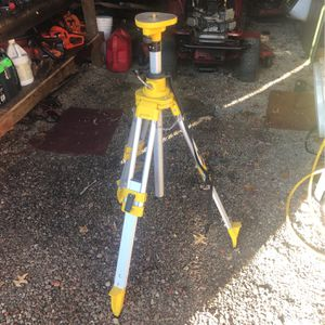 Laser Level Tripod for Sale in Doylestown, OH