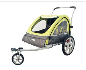 Instep double bike trailer. for Sale in Imperial Beach, CA