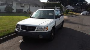 1999 Subaru forester awd 5 speed for Sale in Portland, OR