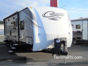 2017 Keystone RV Cougar 26DBHWE - Travel Trailer for Sale in Tacoma, WA