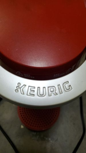 Red Keurig For sell for Sale in Springfield, OR