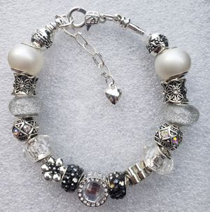 Clear charm bracelet 1 for $15 or 2 for $25 for Sale in Baltimore, MD