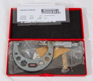 """NEW SPI 2-3"""" Outside Micrometer for Sale in Chicago, IL"""