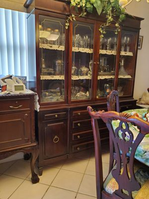 Oriental and hand carved Antique Furniture for Sale in Miramar, FL