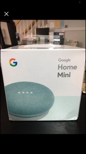 Google Nest Mini (2nd generation) for Sale in Rockville, MD
