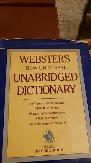 Dictionary for Sale in Queens, NY