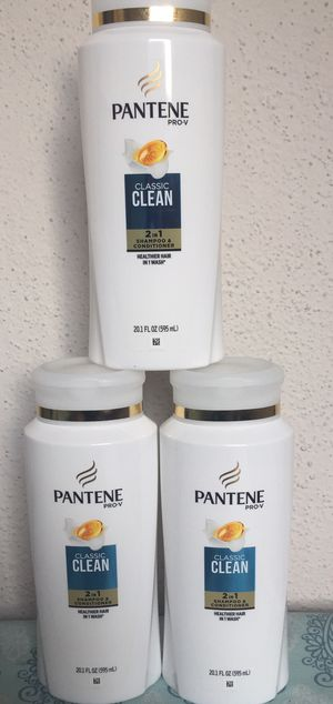 Pantene shampoo 3 for $10.00 firm price for Sale in Los Angeles, CA