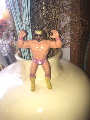1988 LJN WWF WrestlingSuperstars Randy Macho Man Action Figure WWE for Sale in Philadelphia, PA