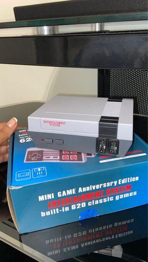 Mini retro console with 620 classic arcade games 👾 for Sale in Hallandale Beach, FL