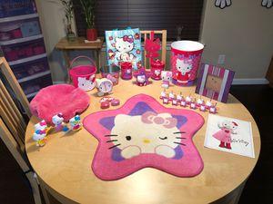 Hello Kitty Bathroom Accessories for Sale in Hillsboro, OR