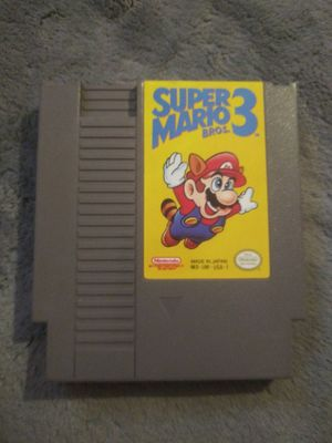 Super mario bros. 3 for Sale in Cypress, CA