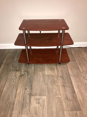 Tv stand or small shelf table for Sale in Roswell, GA