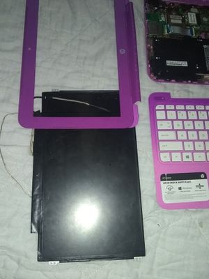 HP STREAM 11 ( PINK) FOR SOMEONE LOOKING A $200.00 VALUED LAP TOP AT GREAT PRICE for Sale in Union City, GA