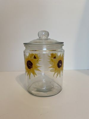Sunflower canister for Sale in Tampa, FL