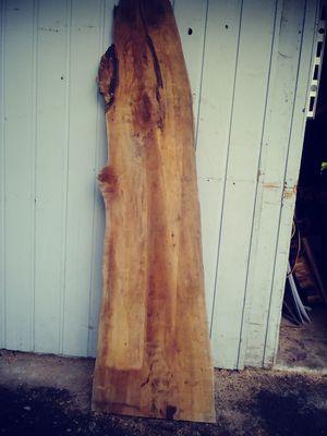 Live edge maple slab for Sale in Graham, WA