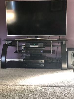 Coffee table, end tables and tv stand for Sale in Queen Creek, AZ